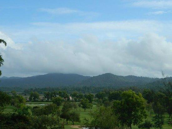 Ambatty Greens Resort - An Amritara Private Hideaway : View!!