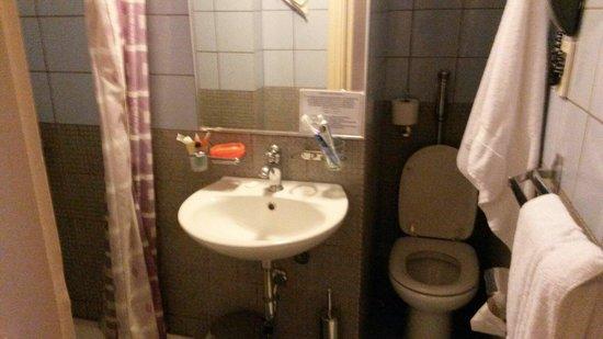 Stanley Hotel : Foto bagno