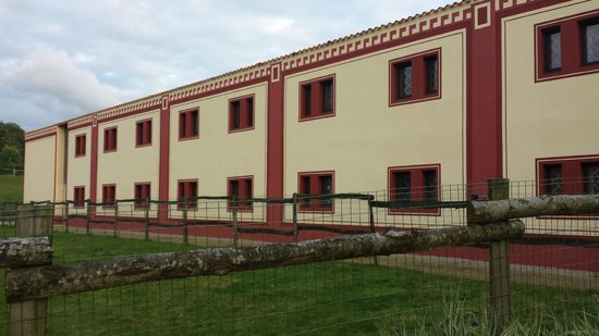 Les Couloirs Qui M 232 Nent Aux Chambres Picture Of La Villa