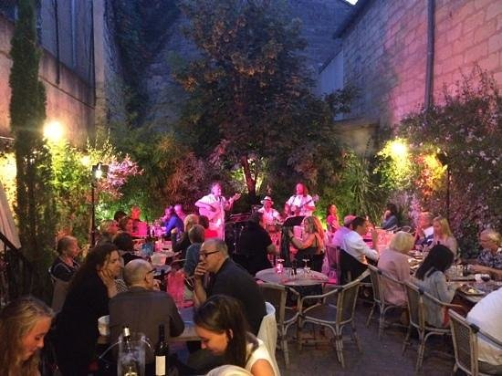 Au Petit Jardin : concert cubain :-)