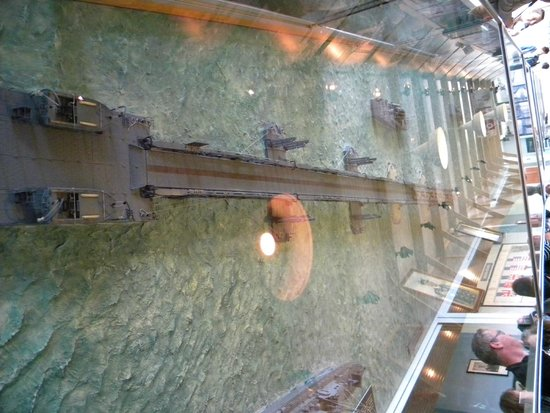Musee du debarquement : musee