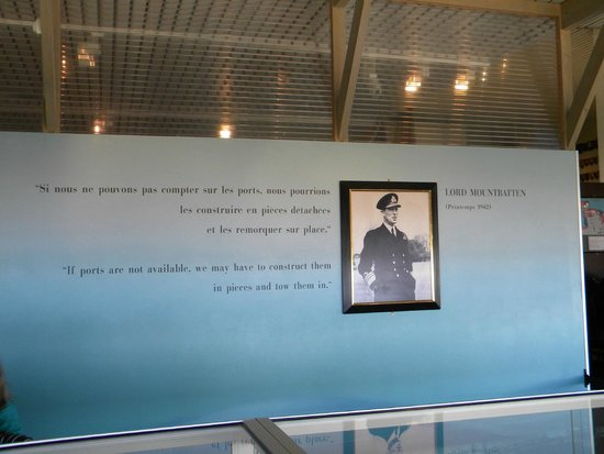Musee du debarquement : le musee