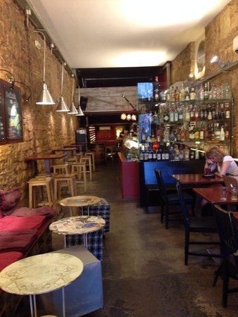 Alsur Café (Palau): The cafe.