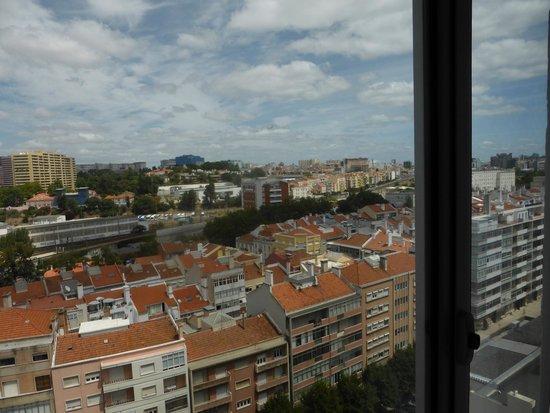 Corinthia Hotel Lisbon: Vue du 12ème