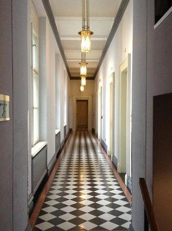 Boscolo Prague, Autograph Collection: internal corridor
