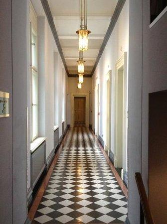 Boscolo Prague, Autograph Collection : internal corridor