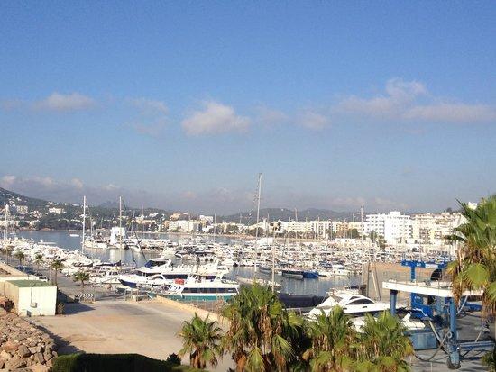 Catalonia Ses Estaques: Marina view