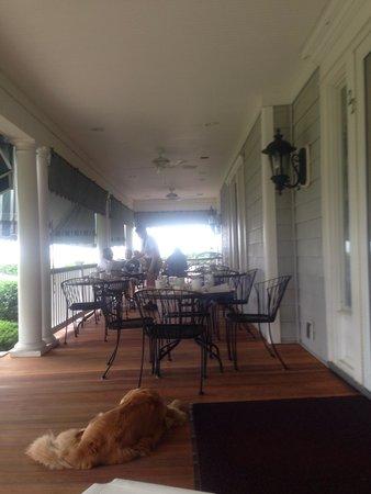 Cashelmara Inn: Afternoon rest