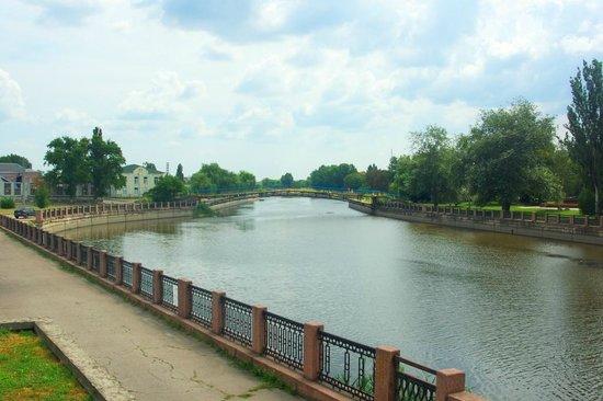 Ingul River