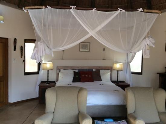 Monwana Game Lodge: notre chambre