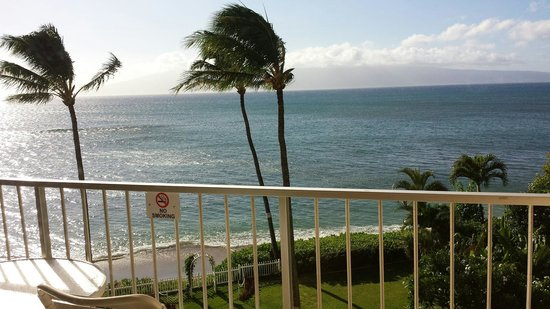 Royal Kahana: View from 408