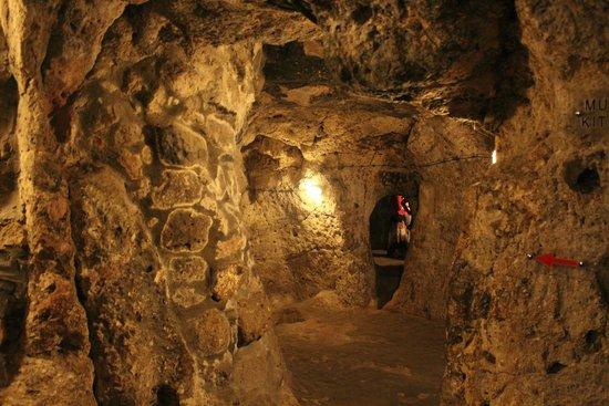 Cappadocia Stoneland Travel Turkey  Tours: Underground City