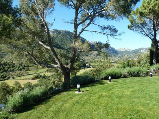 Finca Hotel Son Palou: Lovely areas to chill out