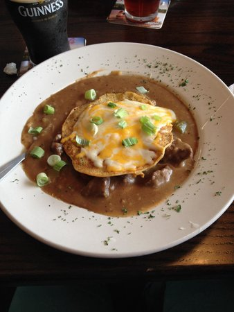 McCarthy's: Boxty Beef Stew - so delish!