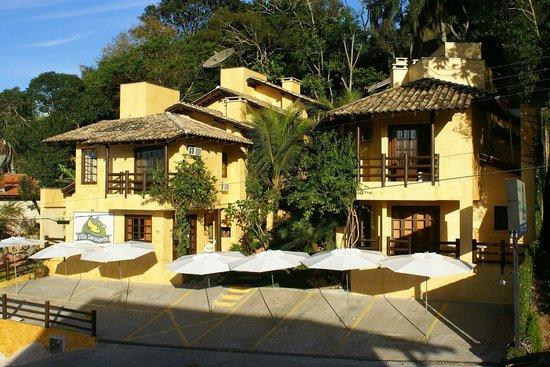 Villa Garoupeta: Fachada