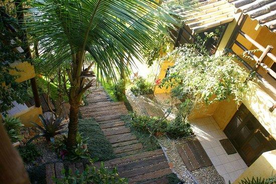 Villa Garoupeta: Jardins