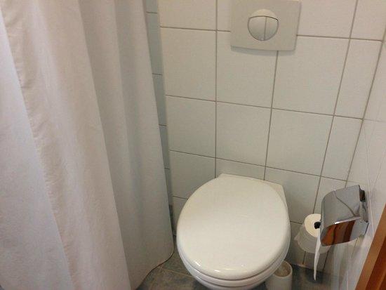 Hótel Smári: wc