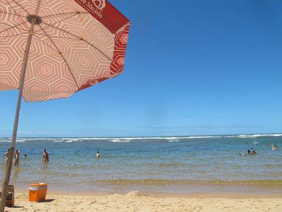 Forte Beach : Tranquilidade num céu azul