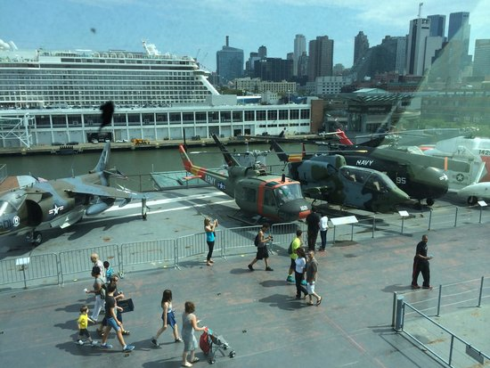 Intrepid Sea, Air & Space Museum: Intreped
