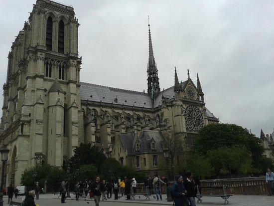 Notre-Dame de Paris: que hermosaaa