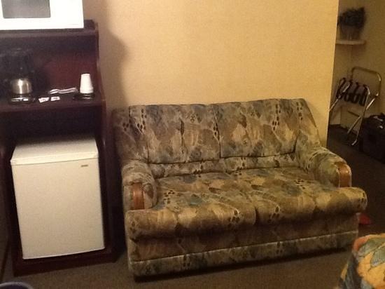 Crest Motel: Serves the purpose, good value.