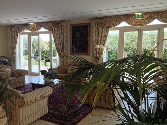 Hotel Villa Michelangelo: Zona relax