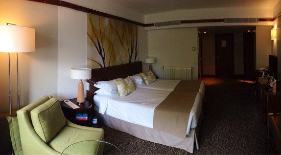 Terra Nostra Garden Hotel: Garden View Room