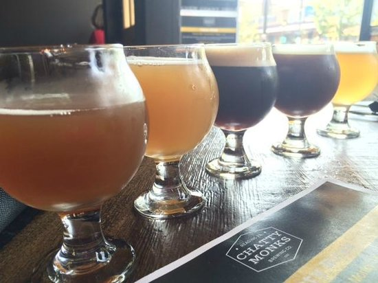 Chatty Monks Brewing Company: Small batch craft beer