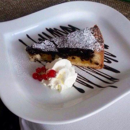 Ristorante Bellavista : Torta pere cioccolato