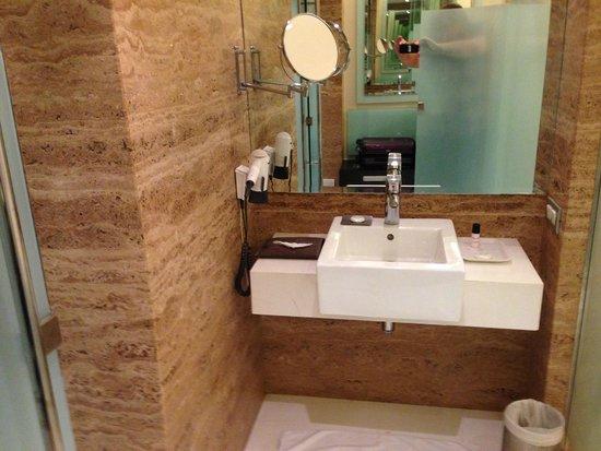 Residency Hotel Andheri : Bathroom