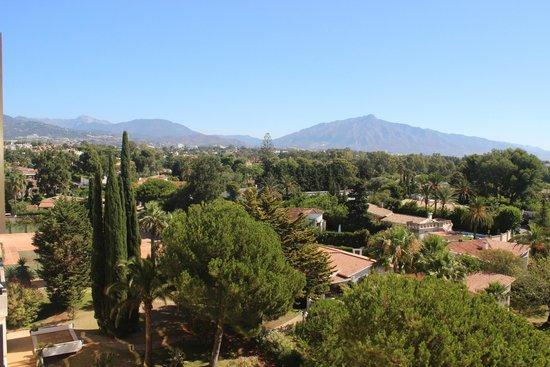 Atalaya Park Golf Hotel and Resort: vista desde la habitación