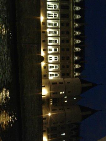 La Seine : El Sena de noche....