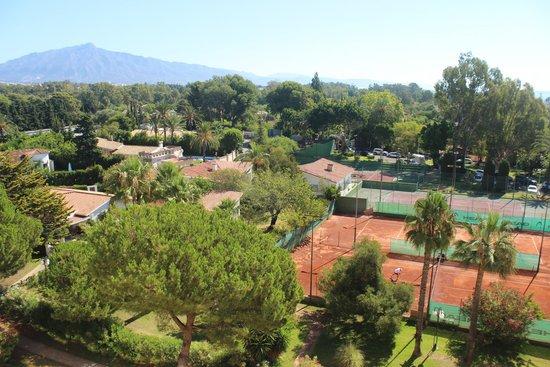 Atalaya Park Hotel & Resort: vista desde la habitación