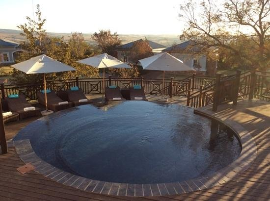 African Pride Mount Grace Country House & Spa, Autograph Collection : The Spa pool