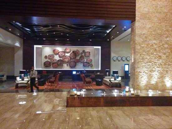 The Westin Abu Dhabi Golf Resort & Spa : Reception