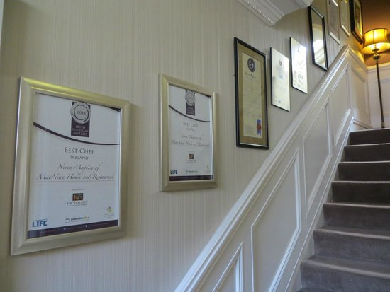 Some of Neven's many Awards !