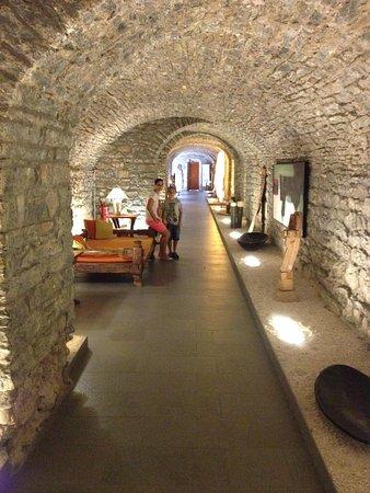 Barcelo Monasterio de Boltana: Interior Hotel