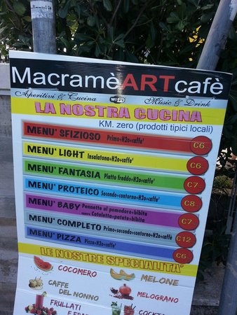 ‪Macrame'art Cafe'‬