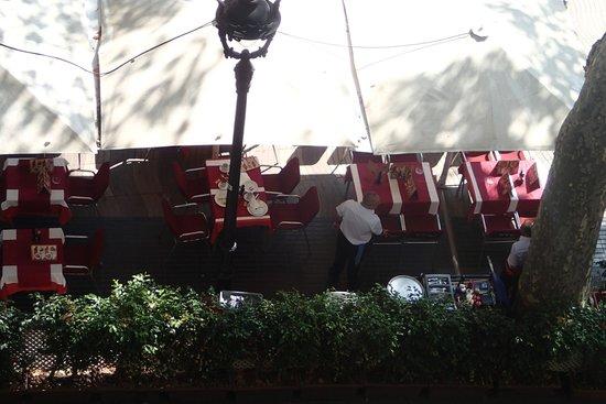Hotel Arc La Rambla: Hotel View