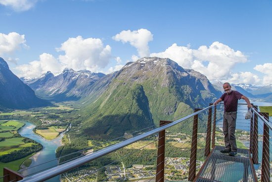Restaurants in Andalsnes