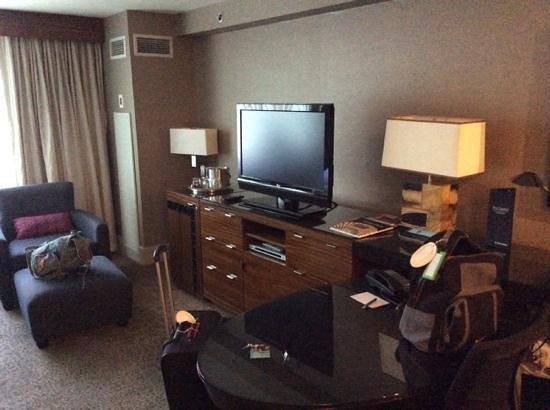 Kimpton Hotel Palomar Washington DC: our room