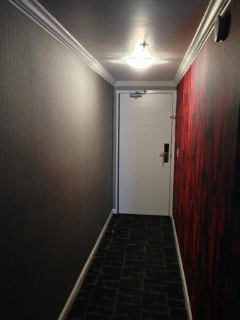 Kimpton Rouge Hotel: corridor