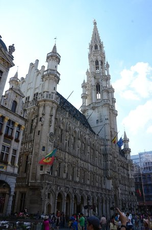 Gran Plaza: Grand-Place - Brussels