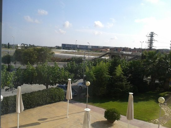 Brea's Hotel : vue avec les 4 bandes