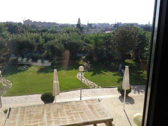 Brea's Hotel : vue depuis la chambre