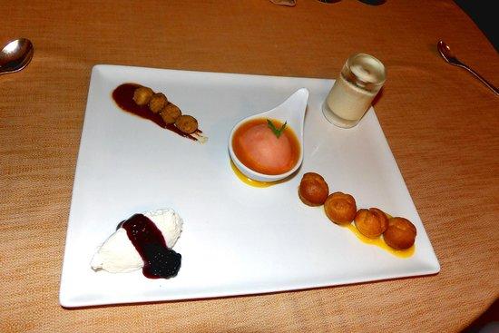 Park Hotel: Exquisite taste of Italy