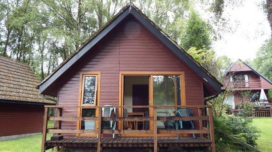 Burnbank Lodges: Lodge