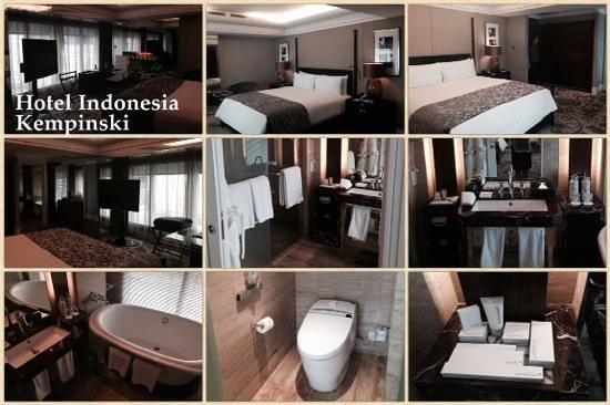 Hotel Indonesia Kempinski: nice hotel...