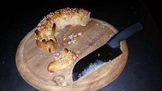 Sette di Vino: Sweet Dessert Snake!