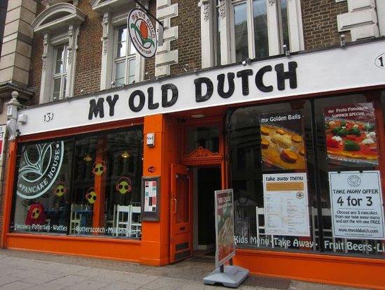 My Old Dutch - Holborn : My Old Dutch, Holborn, London
